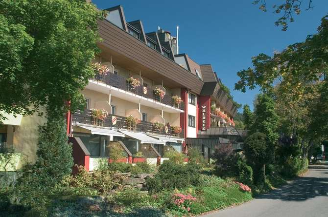 Waldeck Spa Hotel Bad Dürrheim