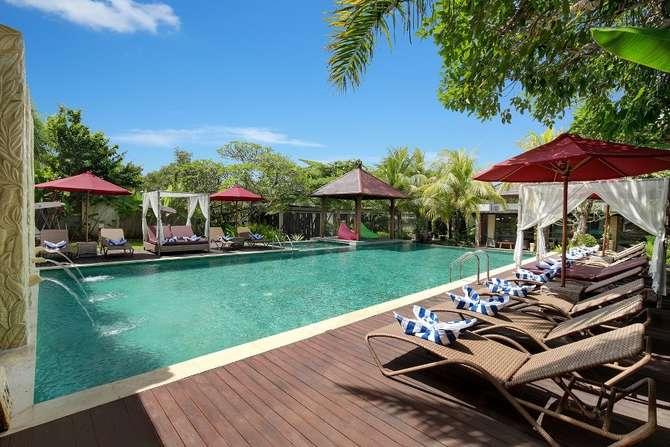 Lumbini Luxury Villas & Spa Jimbaran
