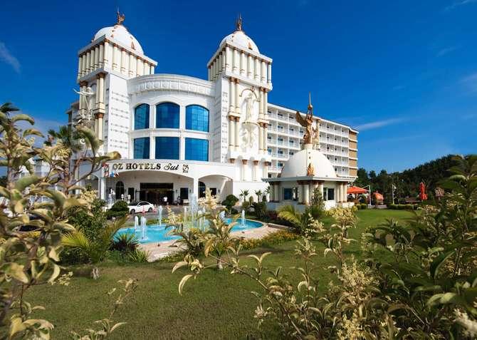 Oz Hotels Sui Alanya
