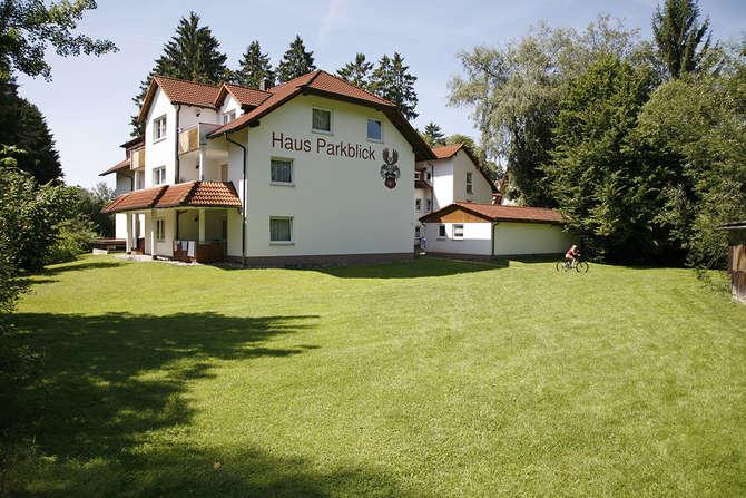 Appartementen Parkblick Bad Dürrheim